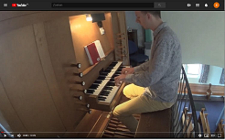 HvH improvisatie psalm 48