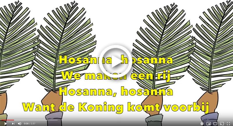 hosanna lied
